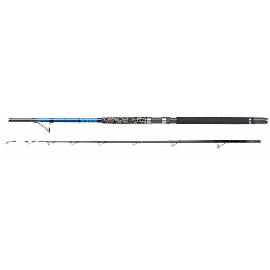 DAM Steelpower Blue Light Boat Powertip Rod 50Lb 2pc
