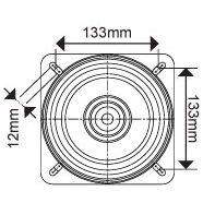 Механизм  вращения для кресла Oceansouth, 175mm