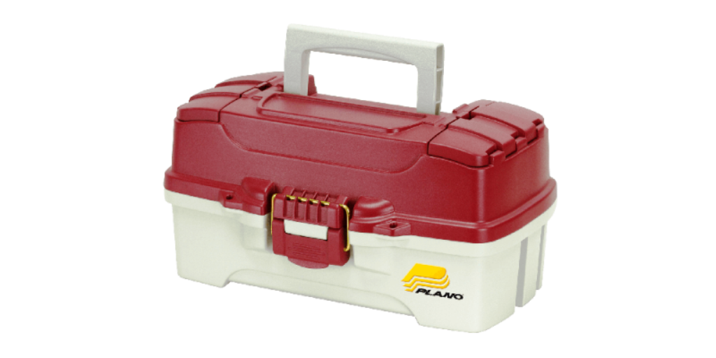 Plano ONE-TRAY TACKLE BOX-RED