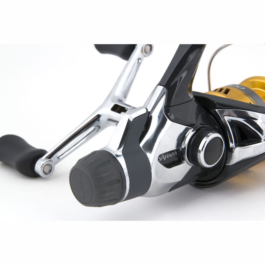 Sahara 2500 DH RD Double Handle Rear Drag