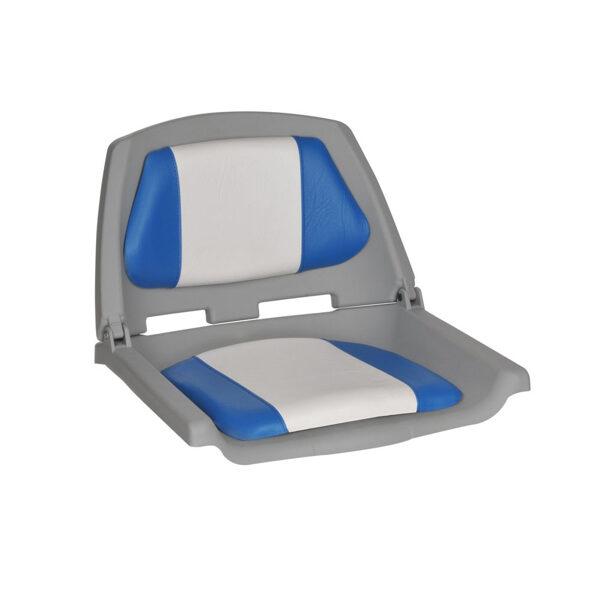 Oceansouth sēdeklis FISHERMAN, polsterēts zils / balts
