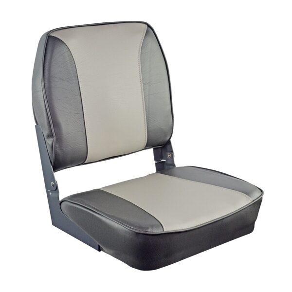 Sēdeklis  Oceansouth seat DELUXE FOLDING, full padding, grey / charcoal