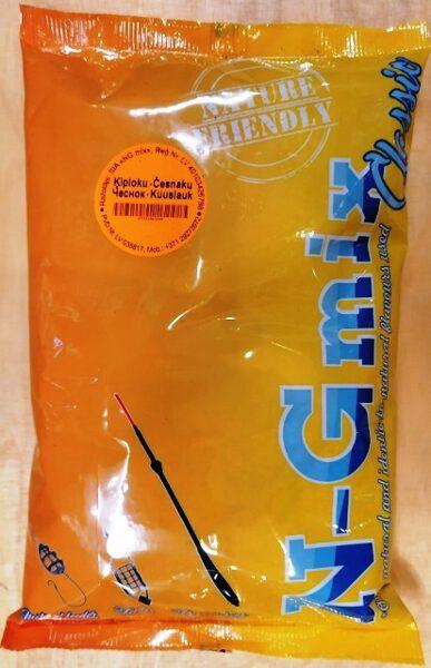 Zivju papildbarība N-G mix Kiploku 1 kg